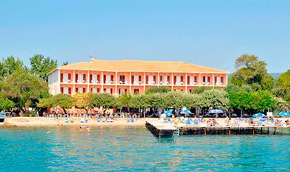 Hotel Dassia Beach