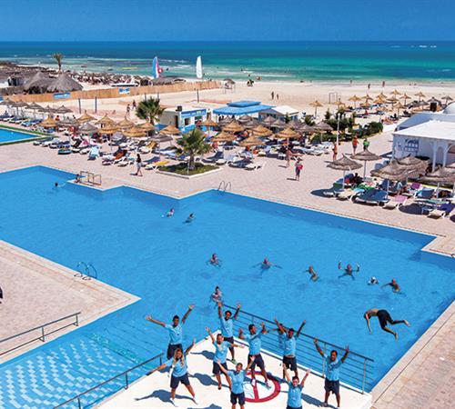Hotel Calimera Yati Beach Djerba
