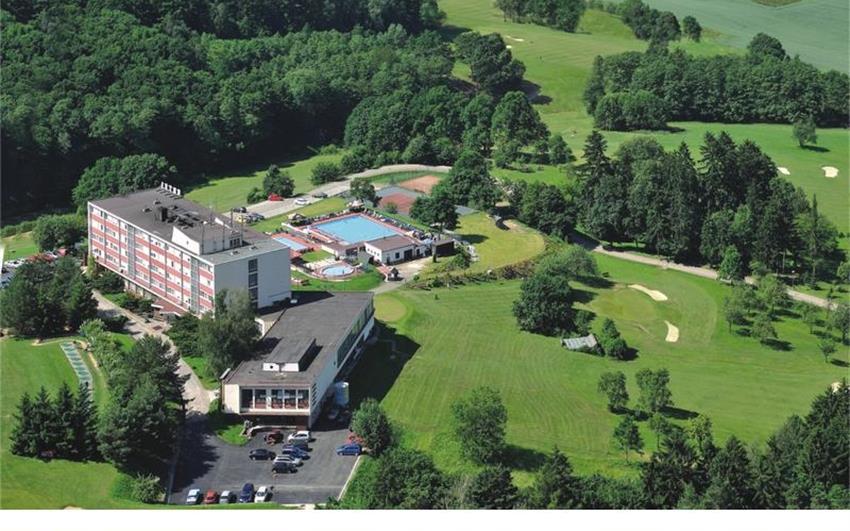 Hotel LÁZNĚ Kostelec u Zlína