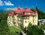 Grandhotel PRAHA Tatranská Lomnica