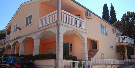 Apartmány Marco 100m od pláže ***
