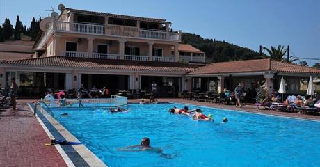 hotel Sidari Alkion