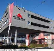 Hotel Salzburg Mitte v Salcburku