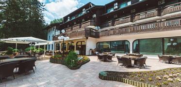 Hotel Ribno v Bledu ****