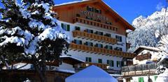 Hotel Rosa ve Vigo di Fassa