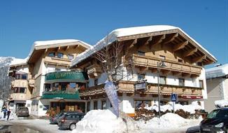 Hotel Edelweiss v Hochfilzenu