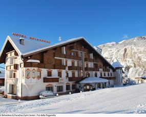 Hotel Belvedere Paradise club ve Fai della Paganella