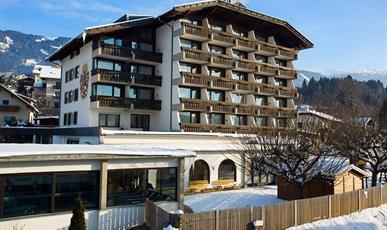 Hotel Bellevue v Seeboden am Millstattersee ****