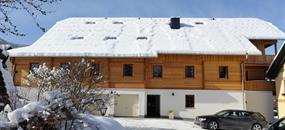 Privátní domy v St. Michael im Lungau