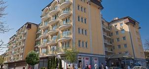 Hotel Palace v Hevízu ****