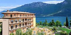 Hotel Garda Bellevue v Limone sul Garda