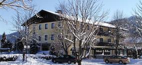 Hotel Stefanihof ve Fuschl am See