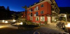 Hotel Villa delle Rosse v Arco - Lago di Garda