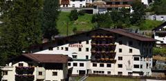 Hotel Kertess v St. Antonu