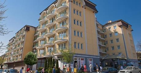 Hotel Palace 2 v Hevízu