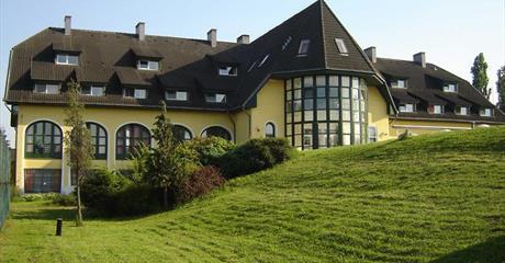 Hotel Familia v Zamárdi