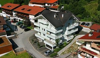 Apartmány Kolmblick v Gerlosu