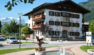 Gasthof Post v Maishofenu