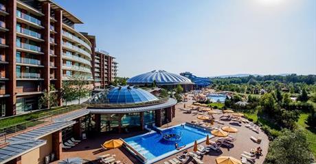 Hotel Aquaworld Budapest v Budapešti