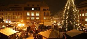 Adventní Bautzen a Görlitz aneb na skok do středověku