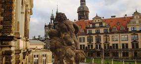 Průvod štól v Drážďanech, zámek Moritzburg a adventní Míšeň