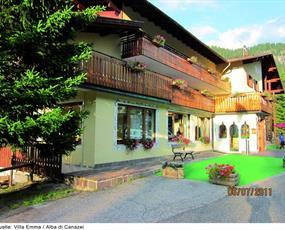 Hotel Villa Emma v Alba di Canazei