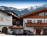 Hotel St. Florian v Kaprunu - 200 m od lanovek ***