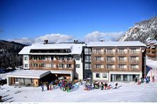 Alm Hotel Kärnten v Nassfeldu - u lanovky