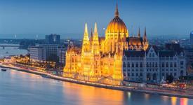 Bratislava, Budapešť a termály Velký Meder