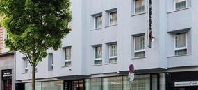 Hotel Theresianum ve Vídni - 2019/jaro 2020