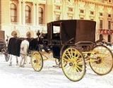 Vídeň, kouzlo adventu, zámek Schönbrunn, Belvedere a Hofburg