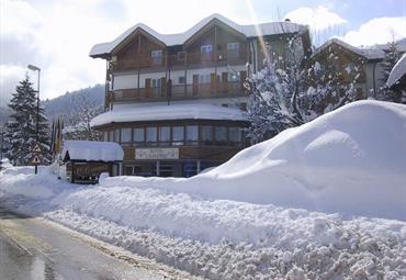 Hotel Olisamir v Cavedago