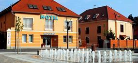 Hotel Viktoria v Sárváru