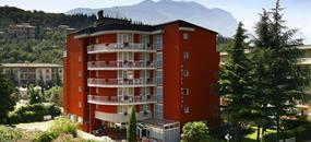 Hotel Royal v Riva del Garda - Lago di Garda