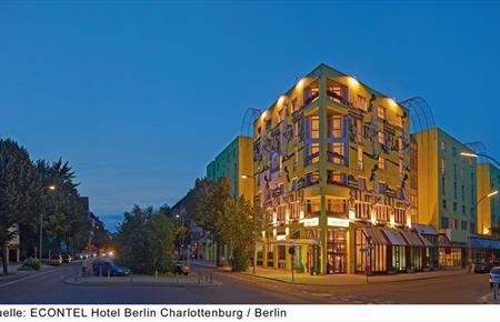 Amber Econtel Charlottenburg v Berlíně
