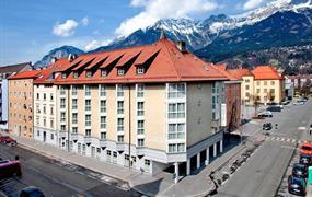 Hotel Alpinpark v Innsbrucku