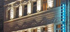 Hotel Atrium Fashion v Budapešti