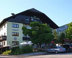 Penzion Bergblick v Bad Goisern v Solné komoře ***
