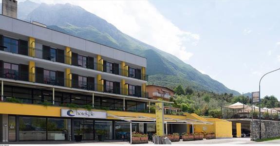 Hotel Sole v Malcesine - all inclusive