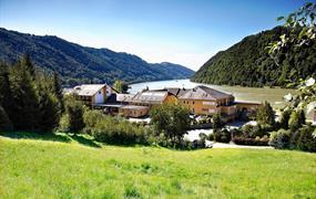 Hotel Donauschlinge v Haibach ob der Donau - all inclusive