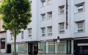 Hotel Theresianum ve Vídni