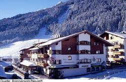 Hotel Brennerspitz v Neustiftu - SKI OPENING ****