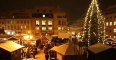 Advent na Sychrově, Liberec a vánoční trh v Bautzenu