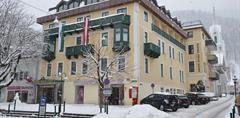 Hotel Neue Post ve Schladmingu