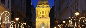 Adventní Budapešť ***