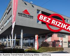 Austria Trend Hotel Salzburg Mitte v Salzburgu ***