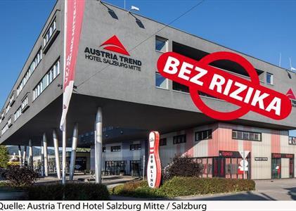 Hotel Austria Trend Salzburg Mitte