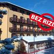 Hotel des Alpes ve Folgaria - 300 m od lanovky ***