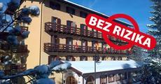 Hotel des Alpes ve Folgaria - 300 m od lanovky