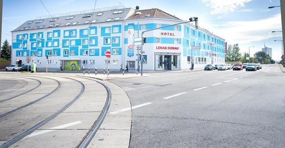 Hotel Lenas Donau ve Vídni